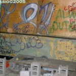 GTW: Old School Graffiti Room