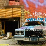 The Bat Cave/Gowanus Canal Graffiti Gallery & Squat