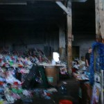 Greenpoint Terminal Warehouses: Ra's Lair