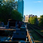 The abandoned LIRR Bogies