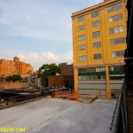 The Meatpacking Facility / High Line Construction Office