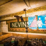 The River Nevs: The Abandoned Nevins Street station.