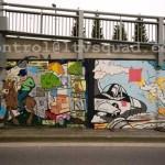 Vancouver Granville Murals