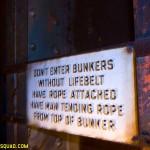 Azbesty: Brooklyn Navy Yard Power Plant Night Raid