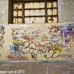 McCarren Pool 1980s Graffiti Exposed