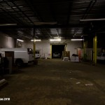 Old Flux Factory Location, abandoned and demoed.