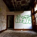 Mental Ward Graff NYC Style