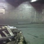 Bellvue Loading Dock