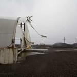 Hurricane Irene: PSE&G Shed