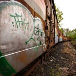 NJ Graffiti Railroad