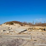Post-Sandy Ft. Tilden exposes old WW2 Relics