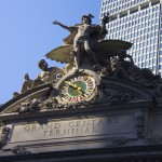Behind Grand Central Terminal's Massive Tiffany Clock