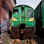 9321, NYC's Latest Abandoned Locomotive