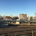 LIRR Junk Train at Arch Street