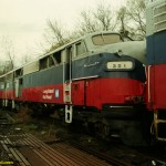 Metro North Graveyard, 2002