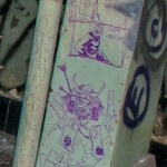 Greenpoint Terminal Graffiti Room