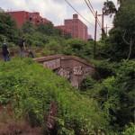 Abandoned LIRR Rockaway Beach Branch – White Pot Junction