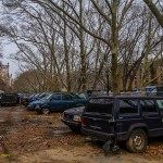 NYCHA Auto Graveyard: State Sponsored Blight