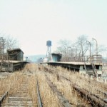 Abandoned LIRR Woodhaven Blvd Station (Rockaway Beach Branch)