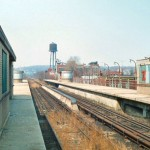 Abandoned LIRR Woodhaven Blvd Station (Rockaway Beach Branch)