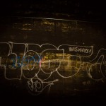 Dust Tunnel Graffiti
